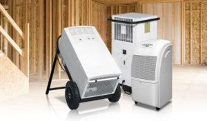 Dryer and Dehumidification Packages
