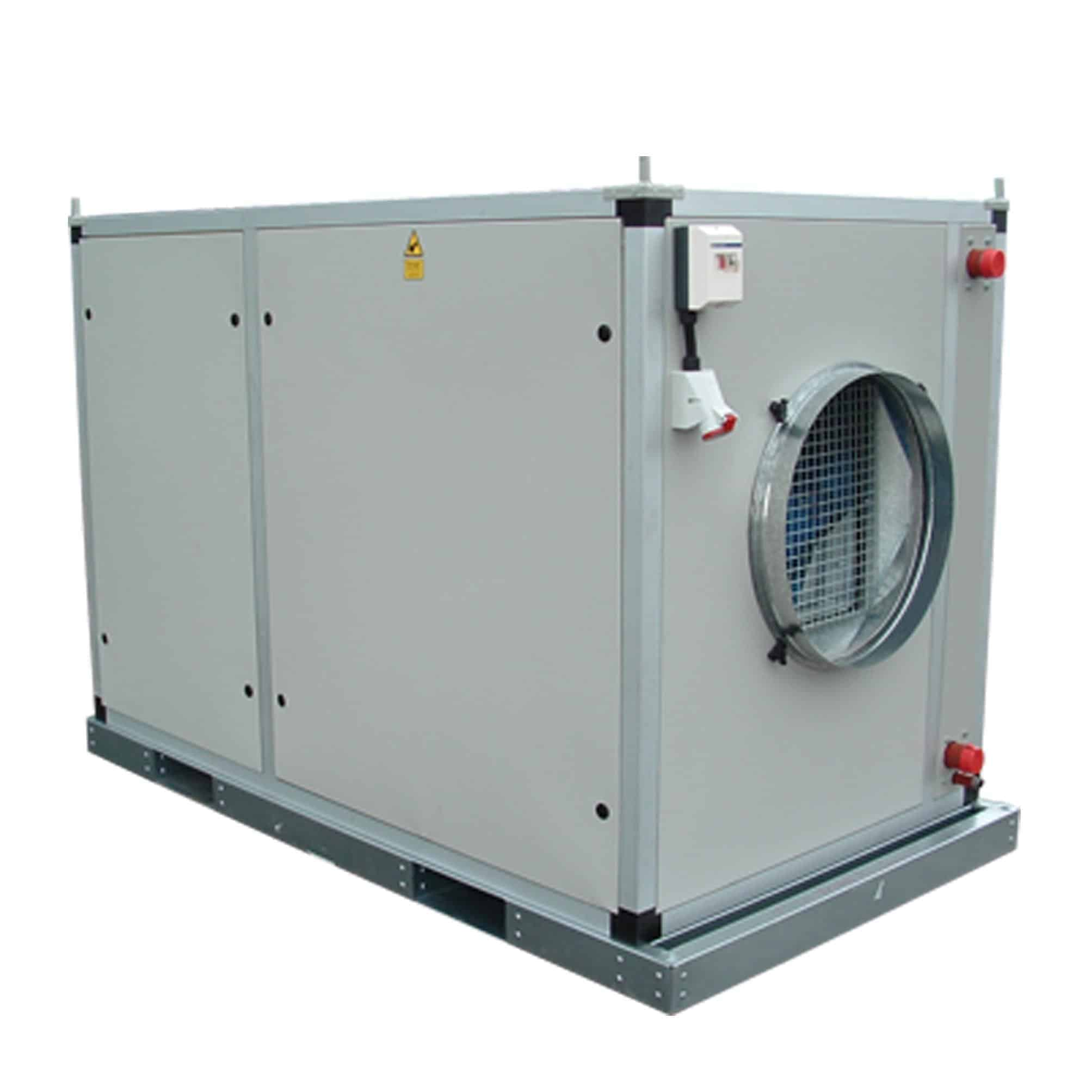 Industrial Air Handling Units