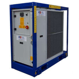 20kW Chiller Air cooled Cross Hire