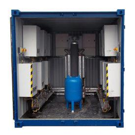 Product: 250kW Electric Container Boiler