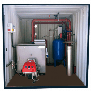 250kW Containerised Boiler