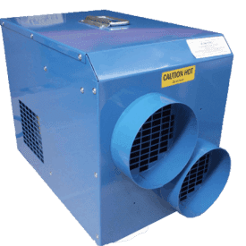 Hot Block 65- industrial electric heater