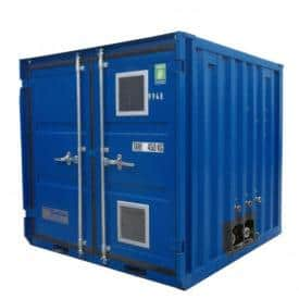 Product: 100kW Containerised Boiler