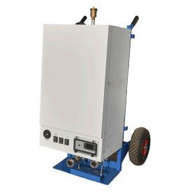 22kw Electric Boiler hire rental Cross hire services