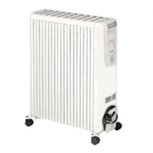 2.5Kw Electric Radiator Slendertherm Space Heater