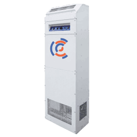 air handler fan coil cross hire services