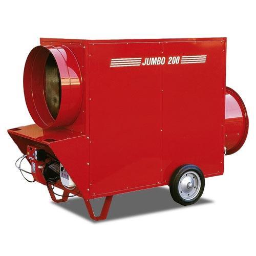 Product: Jumbo Heater 200