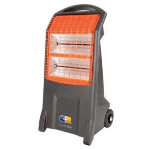 Infrared Radiant Heater Warm Glow