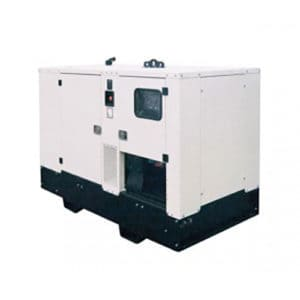 Generator Hire: 30kVA Soundproof Generator