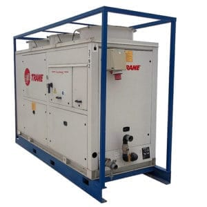 100kW Trane Heat Pump Chiller