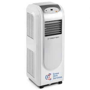 PAC 2000 E Portable Air Conditioner