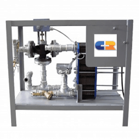 Product: 250kw Domestic Hot Water Plate Pack – Ancillary Equipment