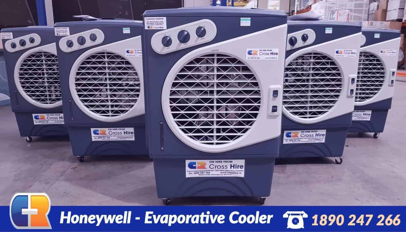 Evaporative Cooling: How Our Range Can Cool down Your Business This Summer