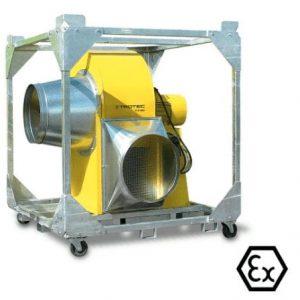 TFV 900 Ex Heavy Duty Radial Fan
