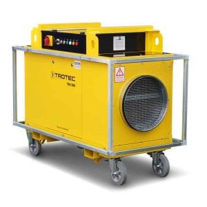 80Kw Electrical heater TEH 300