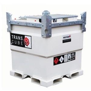 Fuel Storage Tank 978 Lts