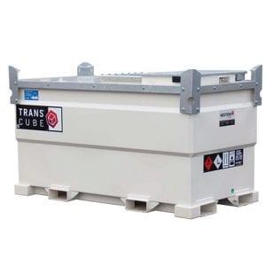 Fuel Storage Tank 2091 Lts