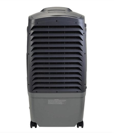 Max Cool 40 Portable Evaporative Cooler back view