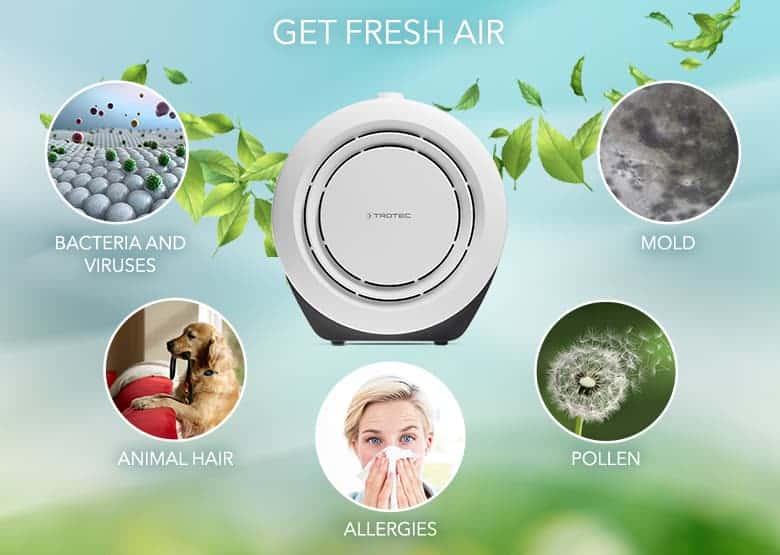 get fresh air airgoclean 10e